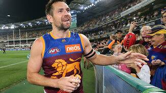 Hodge officially calls it a day - again - after Lions' exit from finals