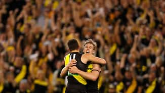 Yellow and back: Tigers into another GF with comeback win over Cats