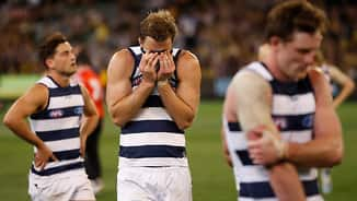 Lach out: Cats axe three, but father-son mid set for rookie spot