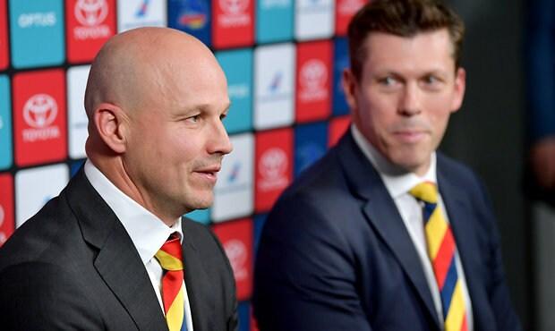 AFL 2019 Media - Adelaide Media Opportunity 151019