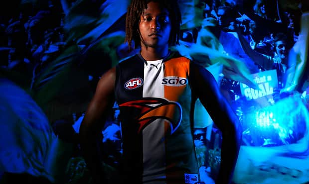 AFL 2013 Portraits - West Coast
